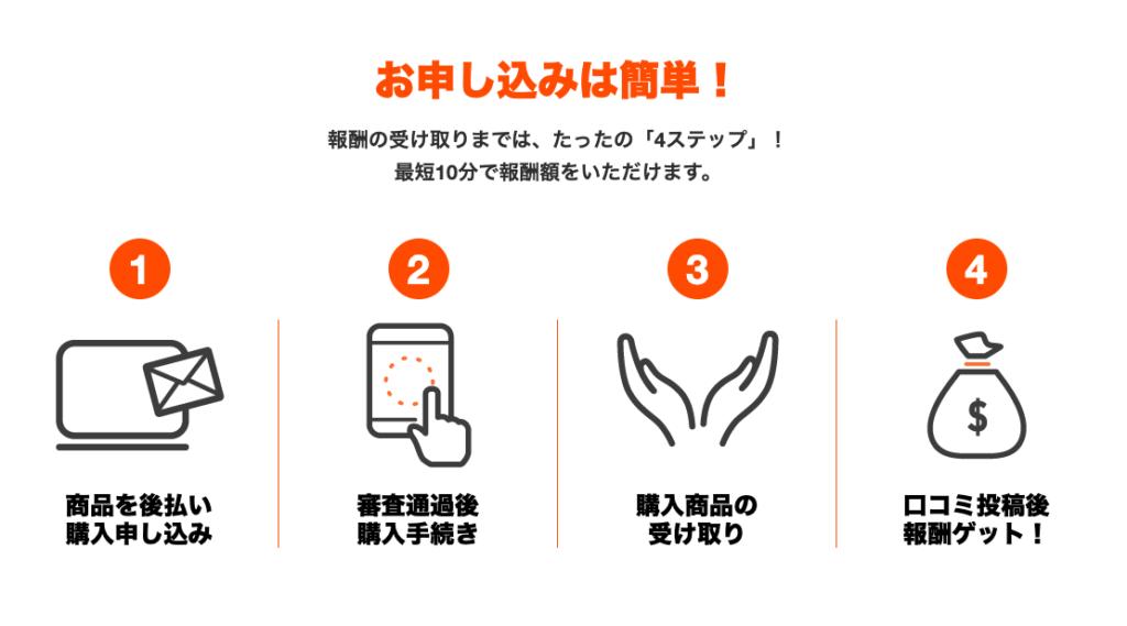 SMiles(エスマイル)-スマートツケ払いの申込み方法
